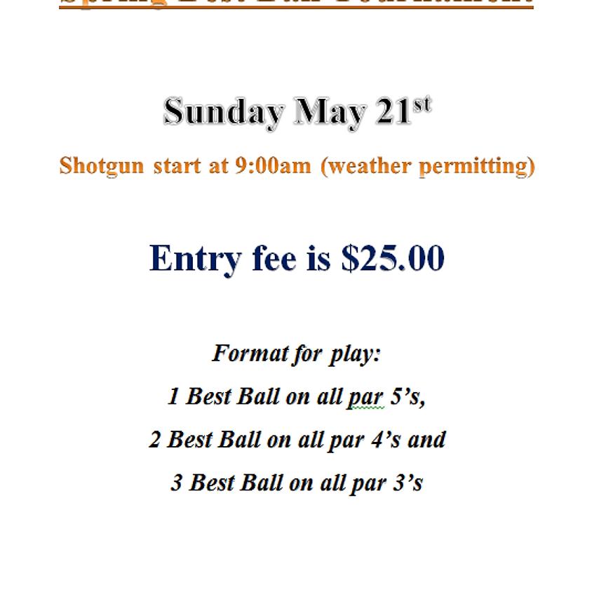 Spring Best Ball Tournament