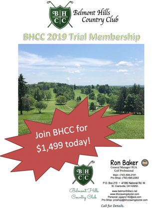 2019 Trial Membership