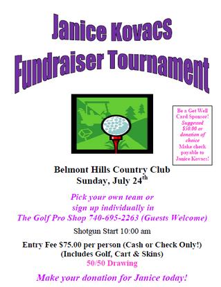 Janice Kovacs Fundraiser Tournament