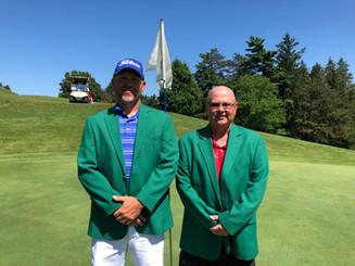 Congratulations to Steve Mercer & Ryan Tomolonis
