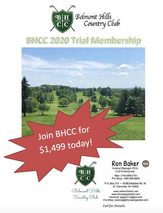 2020 Membership Promotion!