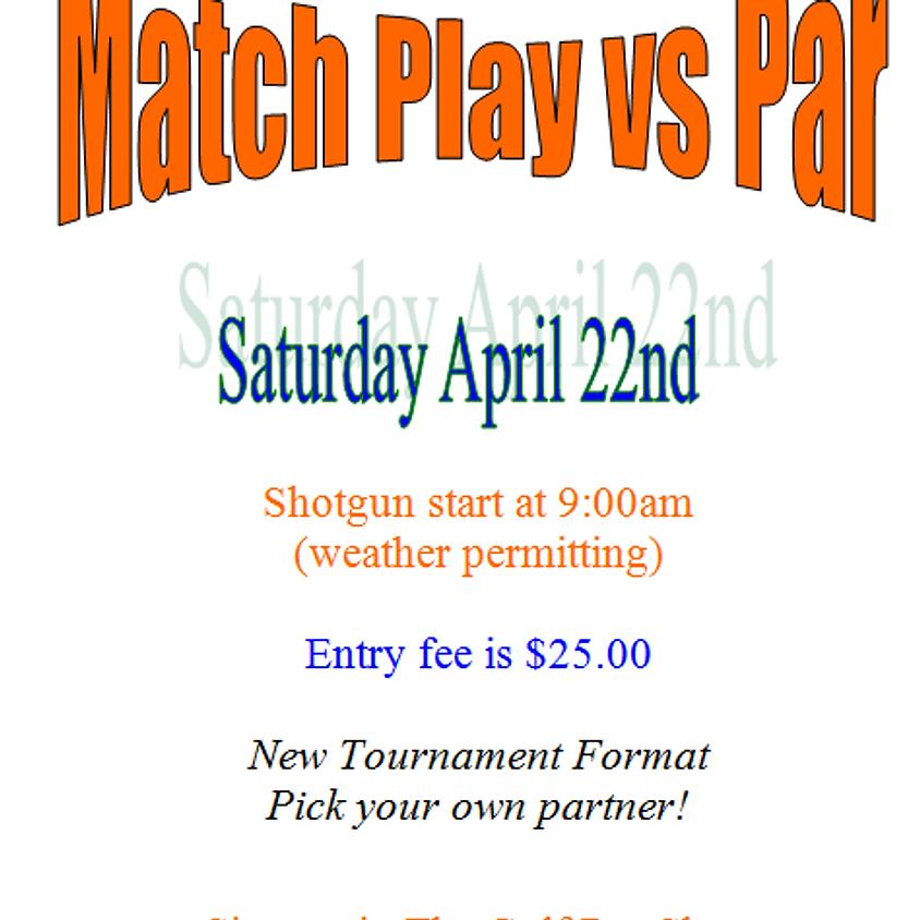 Match Play Vs. Par