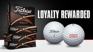 Titleist Ball Promotion Extended