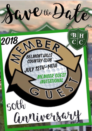 Member-Guest Dates