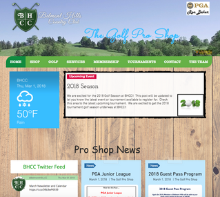 Home Page Remodel