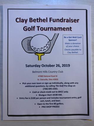 Clay Bethel Tournament