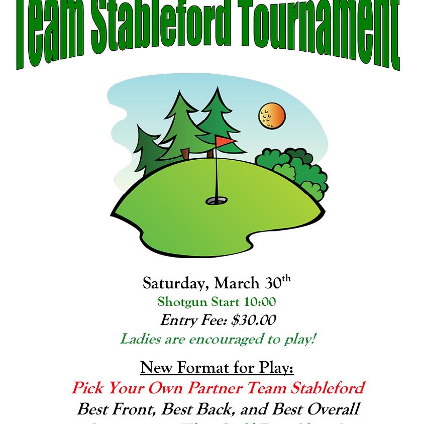 Team Stableford Tournament