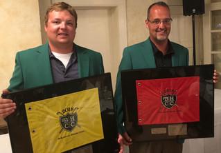 Congratulations to Brian Delloma & Ian McClain