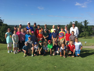 Junior Clinic Group Photos