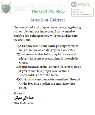 Rules Questions