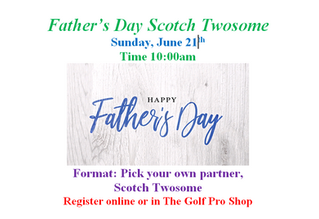 Father's Day Scotch Twosome