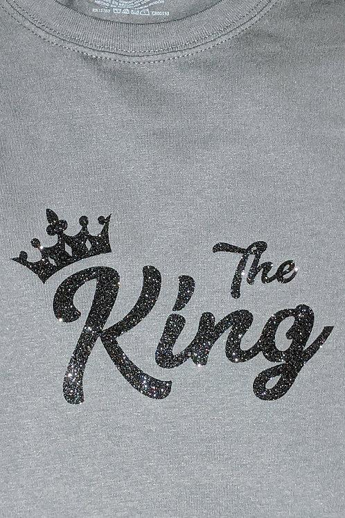 The King Tee -Gray