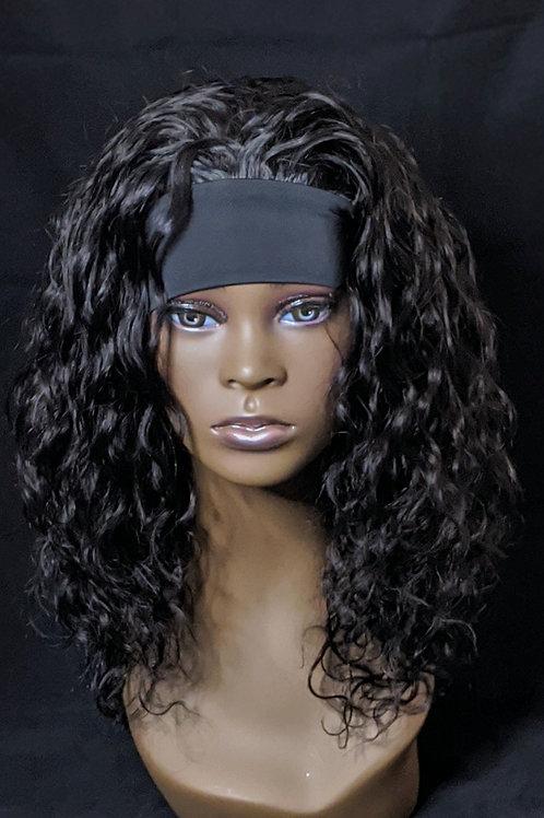 Headband  Wig - 14 inches