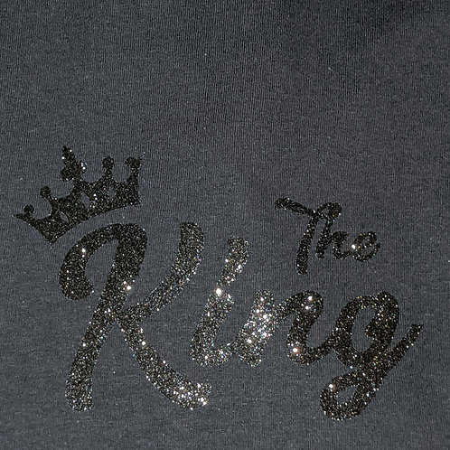 The King Tee - Black