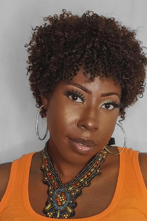 Michele - Kinky Curly HH wig II