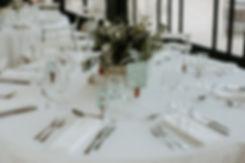 decoration de table du mariage