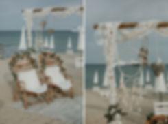 mariage sur la plage ramatuelle