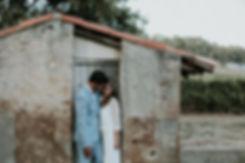 photo de couple mariage dans le sud de la france
