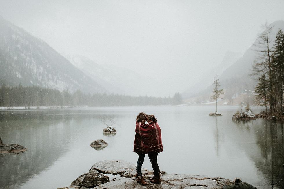 photographe couple en bavière