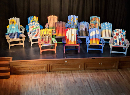 Chair-ity Auction Kick Off Event – May 16