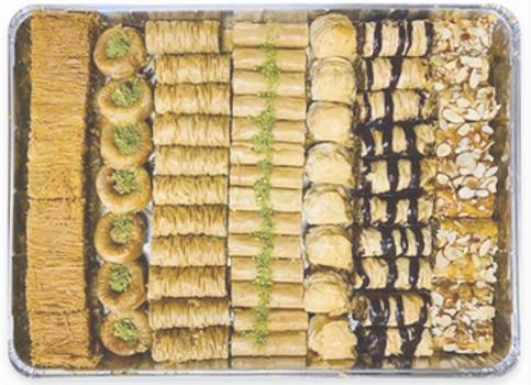Assorted Baklava (Large 1)