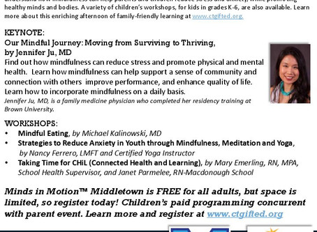 Our Mindful Journey: Moving from Surviving to Thriving