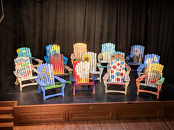 Chair-ity Auction