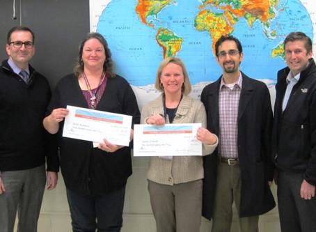 MEFAwards$6,700inTeacherMini‐Grants for Fall 2015