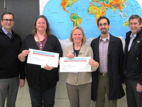 MEF Awards $6,700 in Teacher Mini‐Grants for Fall 2015