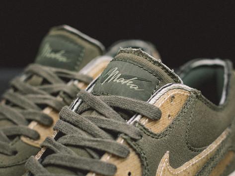 Maharishi team up with Nike to celebrate new store
