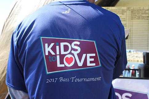 Kids to Love 2017 Kids to Love Bass Tournament