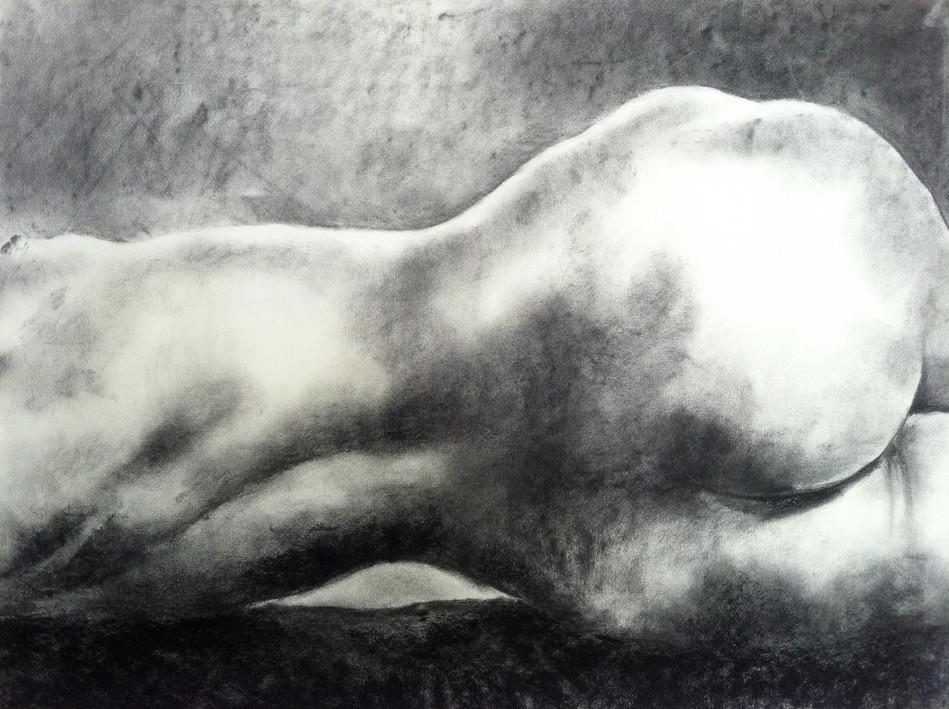 Copy of Alfred Stieglitz photo of Georgia O'Keefe