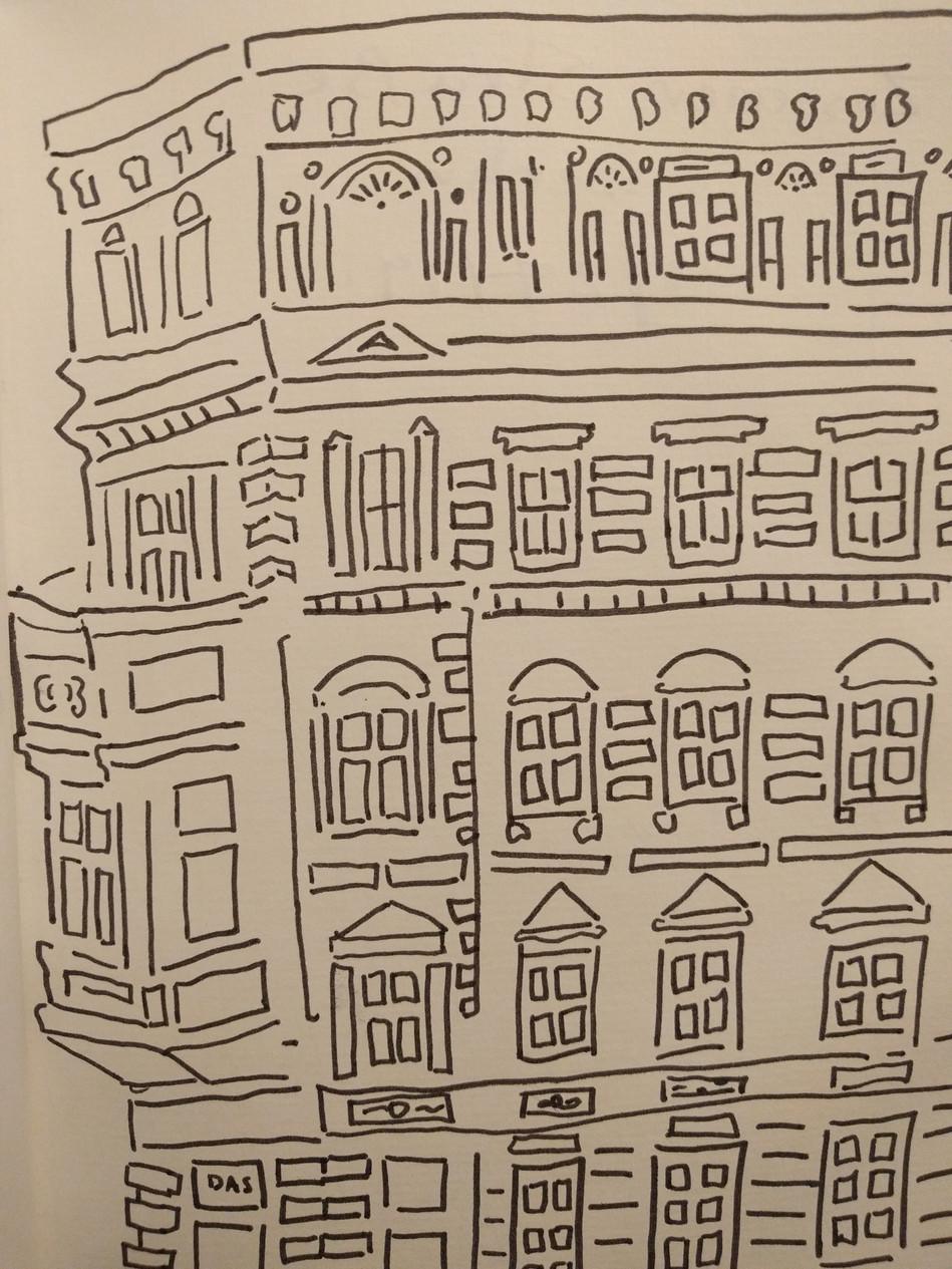 Zossener Apartment Building