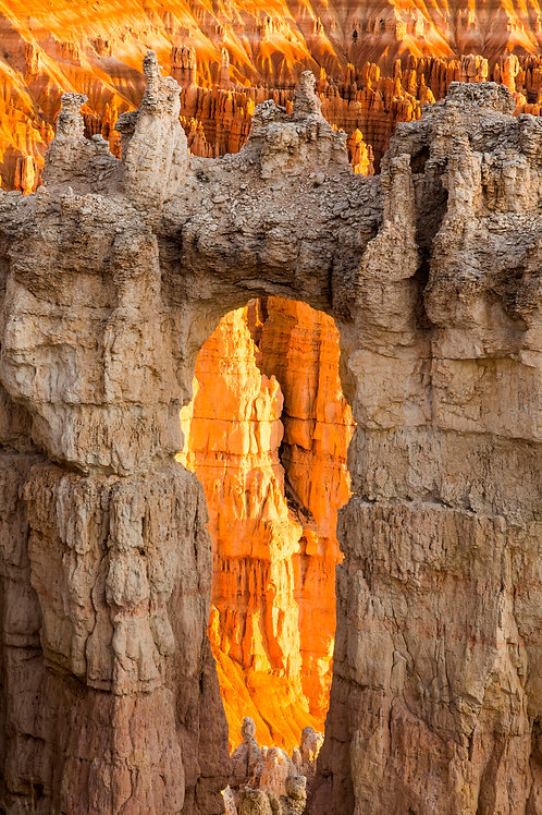 Bryce Castle Windows