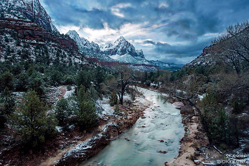 The Watchman In Winter