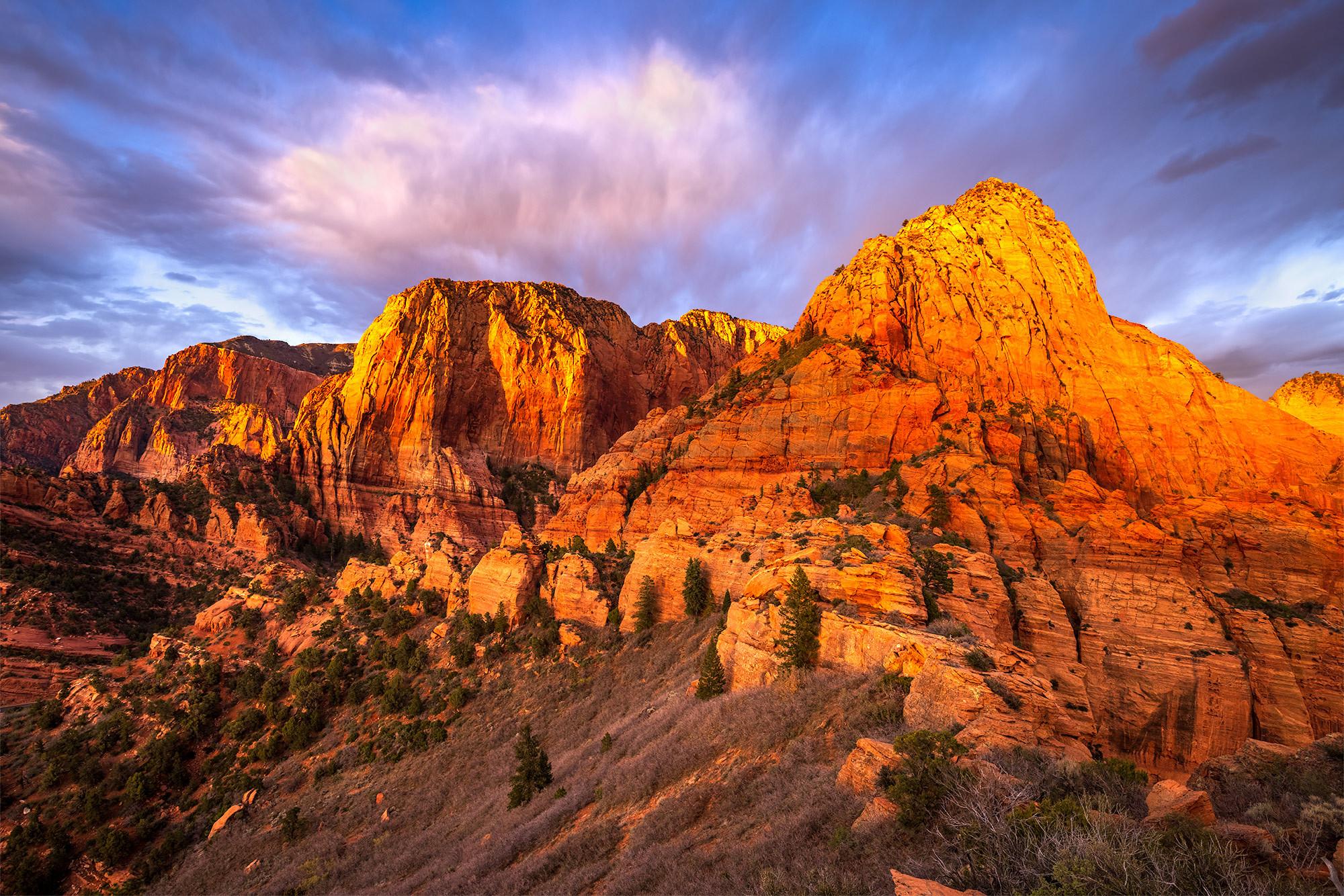 2022 Zion National Park 2 Day Workshop