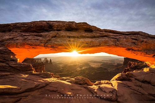 Icon of the Desert, Mesa Arch