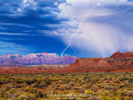 Dangers of Landscape Photography