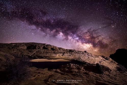 Galactic Arch