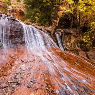 Vailed Falls