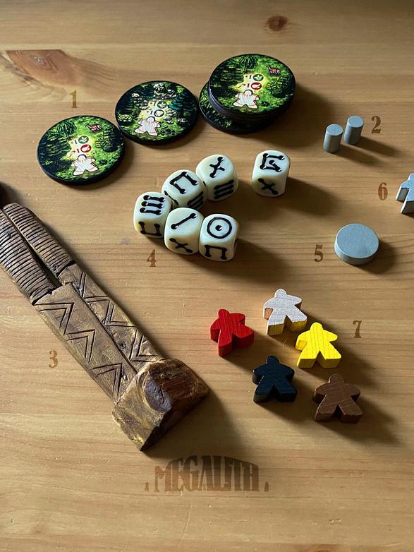 Elementy gry