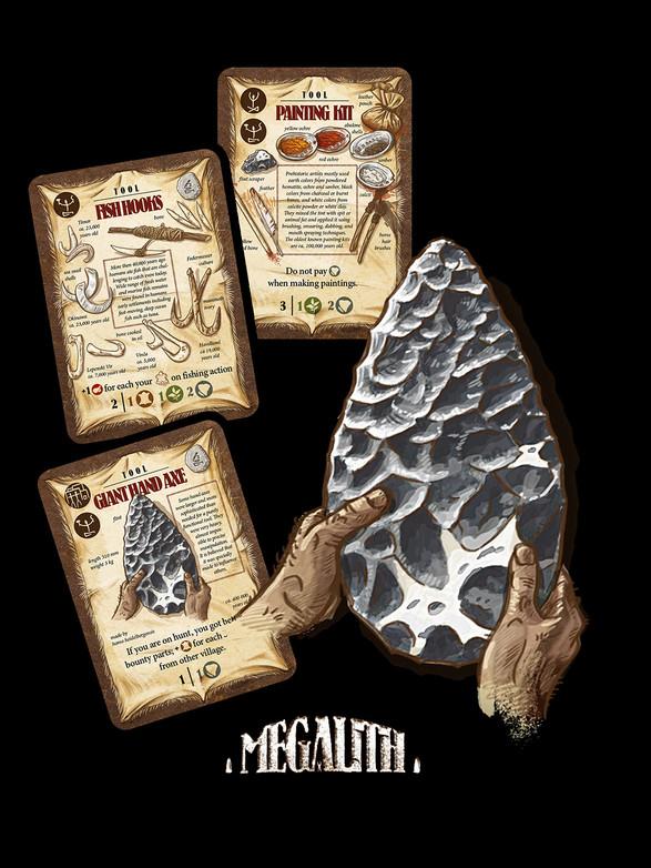 Neolityczne narzędzia