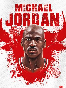 Jordan - plakat