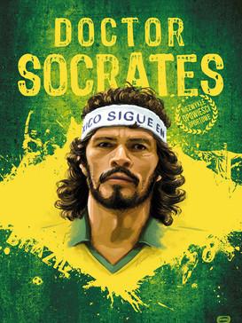 Sócrates - plakat
