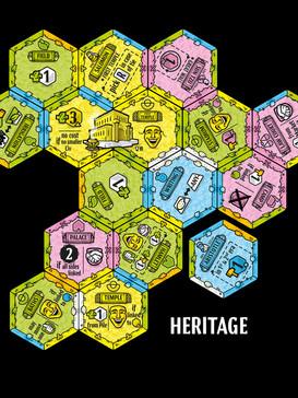 Jak grać w Heritage?
