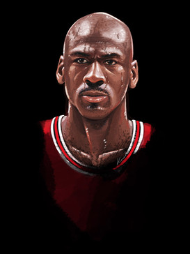 Jordan - portret