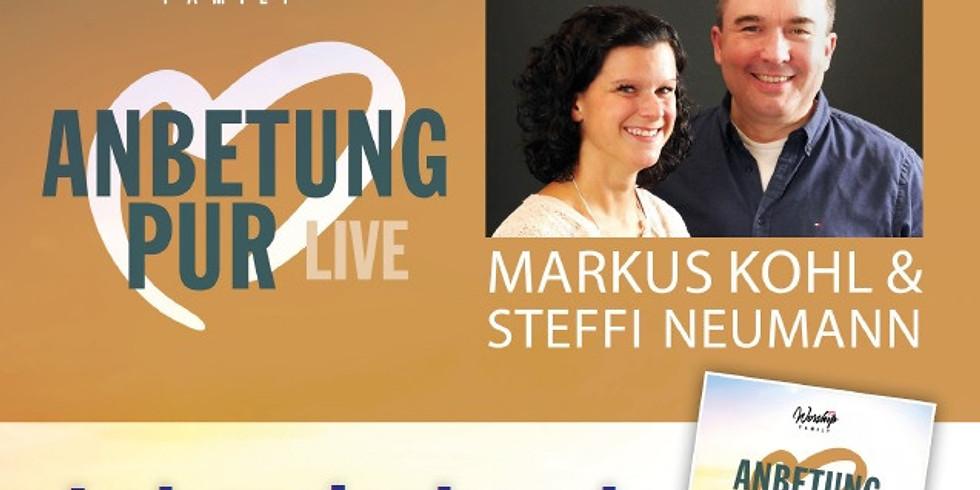 Lobpreisabend mit Markus Kohl