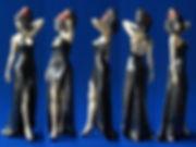 Rebekah02-7.JPG Фигурка в масштабе 1/10 после окраски акриловыми эмалями (кисть).