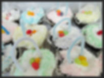 Harrison Bakery Easter Basket Cupcakes