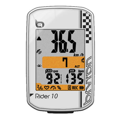 ฺBryton Rider 10E White